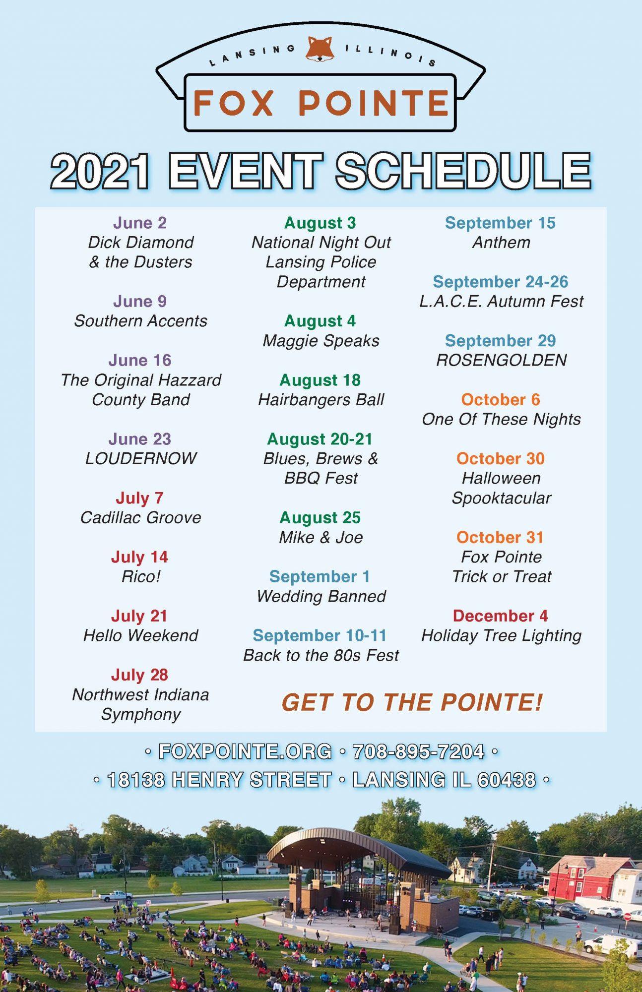 Fox Pointe 2021 Schedule - FINAL (1)